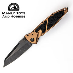 Marfione Custom Socom Elite With Sting Ray Inlays and Apocolyptic Finish S/N 018