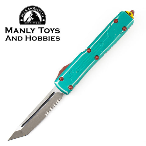 Microtech Ultratech Star Wars Boba Fett Bounty Hunter OTF Automatic Knife 123-11