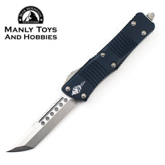 Microtech Signature Series TROODON HELLHOUND Auto OTF 619-10