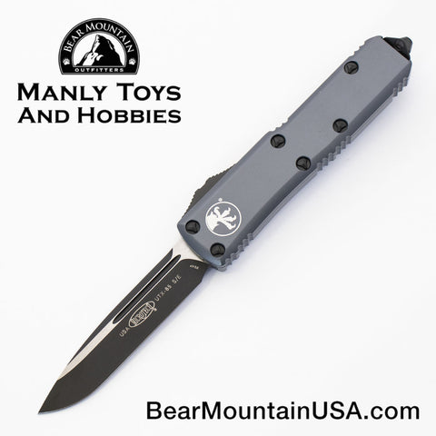 Microtech UTX-85 OTF Automatic Knife 231-1 GY Gray