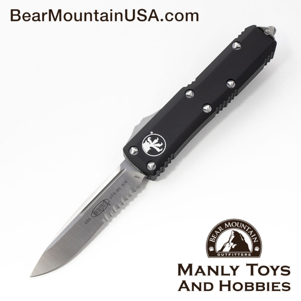 Microtech UTX-85 S/E OTF Automatic Knife 231-5 Drop Point Combo