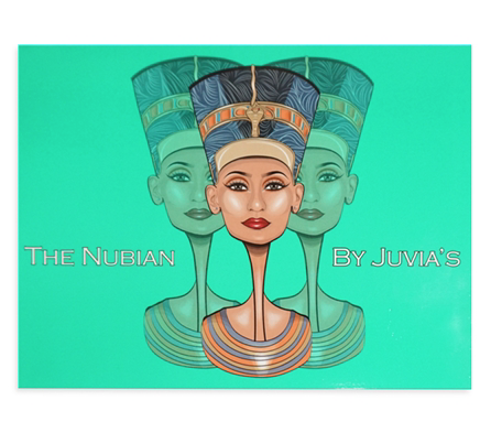 The Nubian Eyeshadow (verde)