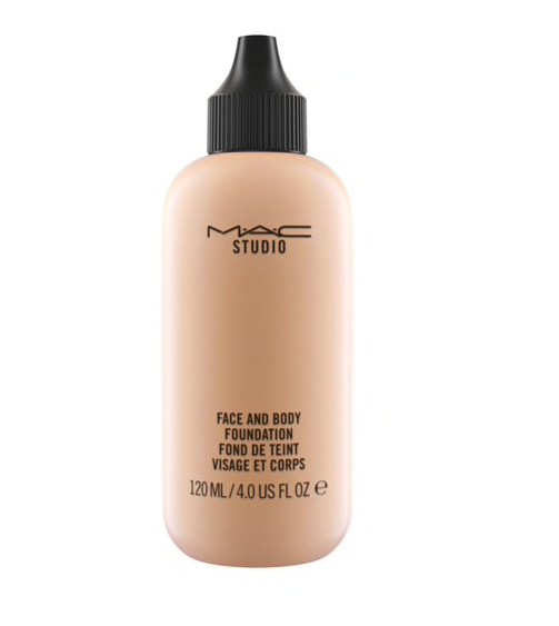 Studio Face and Body Foundation 120ML