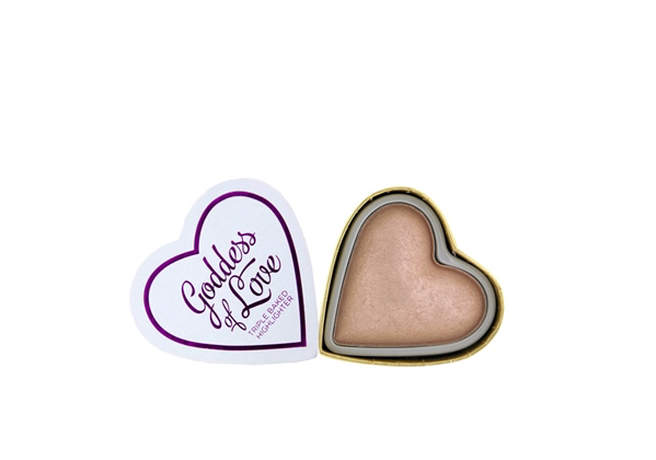 I Heart Revolution Blushing Hearts - Goddess of Love Highlighter