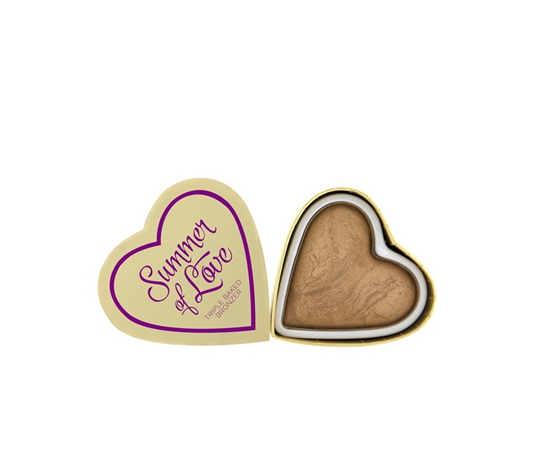 I Heart Revolution Blushing Hearts - Summer of Love Bronzer
