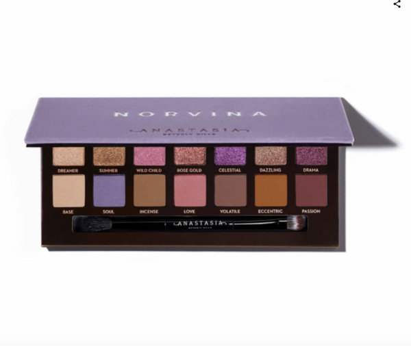 NORVINA EYE SHADOW PALETTE