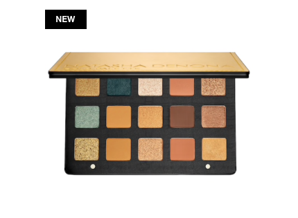 Gold Eyeshadow Palette