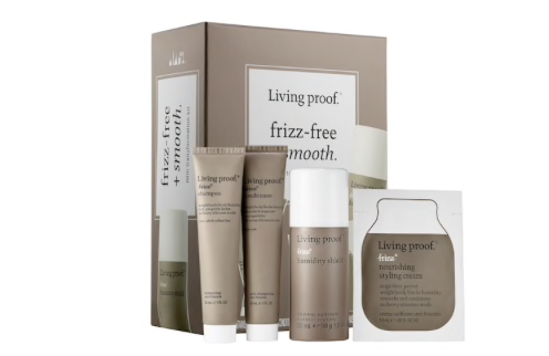 Frizz-Free + Smooth Mini Transformation Kit