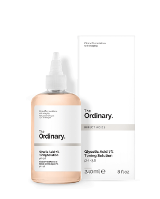 Glycolic Acid 7% Toning Solution 240ml