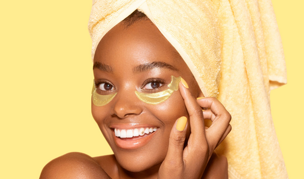 ALL EYES ON ME! ALL-NATURAL, RETINOL-INFUSED EYE MASK