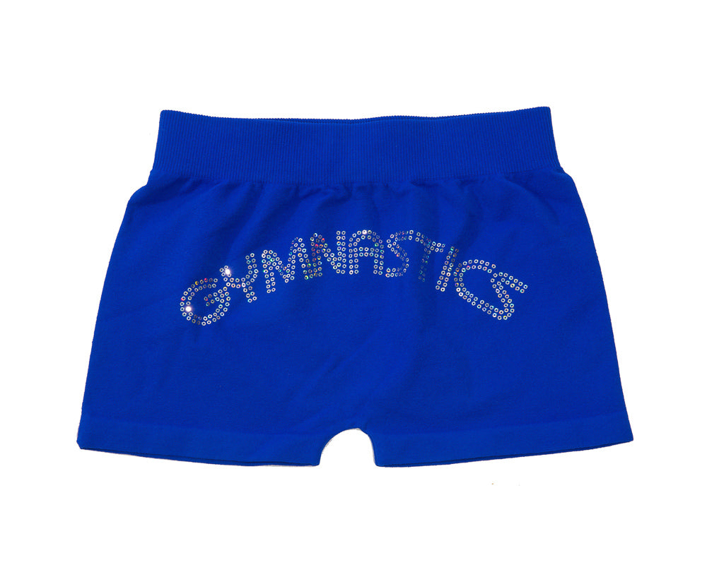 Lizatards Gymnastics Stretch Shorts Bargain