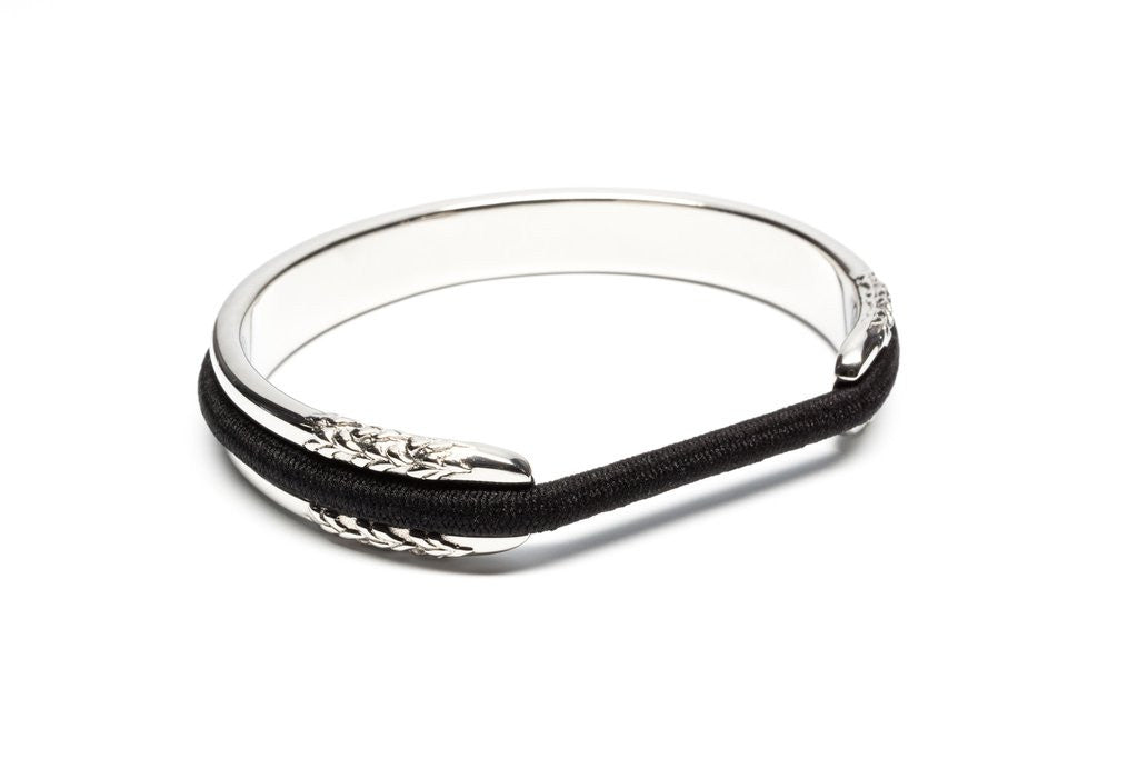 Lizatards Hair Tie Bangle Bracelet Choice of Different Sizes