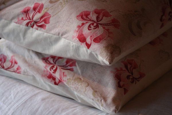 Antique Fabric Cushions