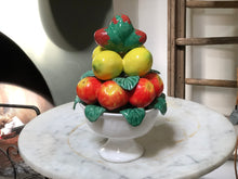 Load image into Gallery viewer, Vintage fruit topiary