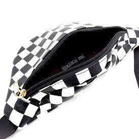Image of Checkered Fanny Pack