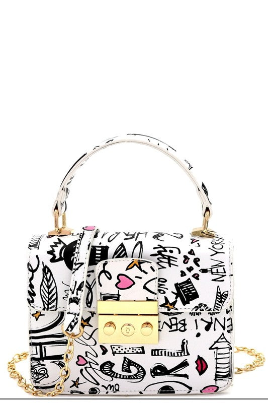 Graffiti Art Handbag