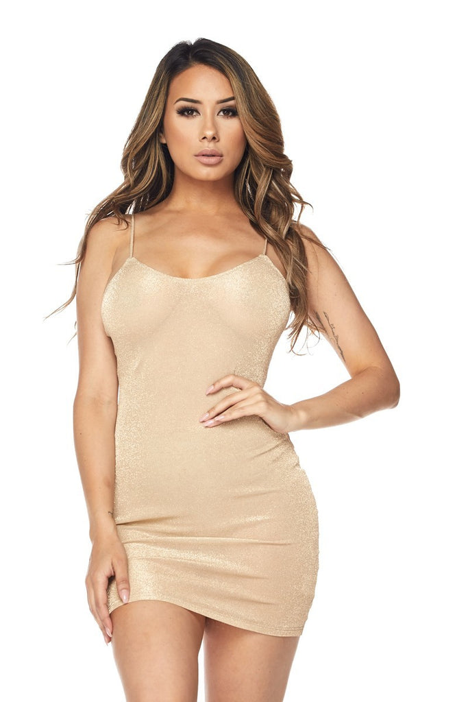 Nude Cami Dress