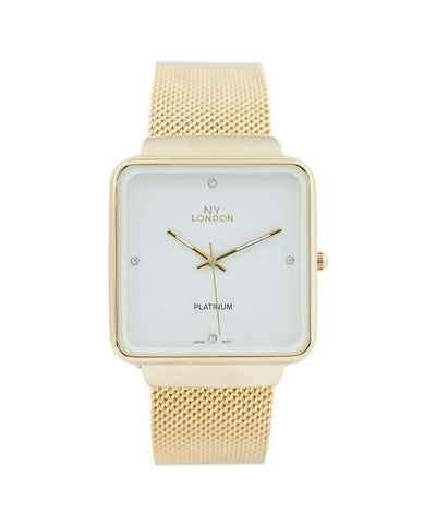 White Elegance Watch