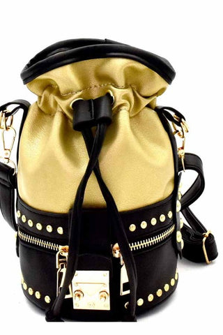 Image of Studded Mini Backpack