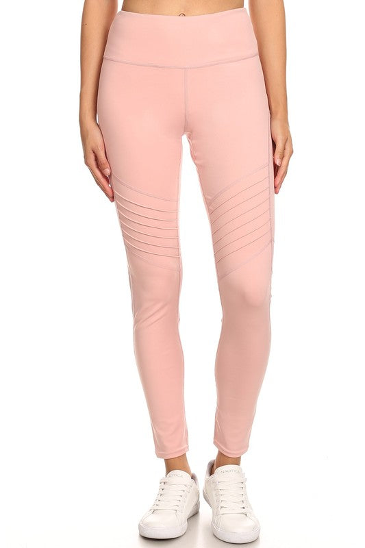 Fitness Leggings - Pink