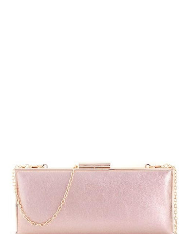 Image of Gold Chic Hard Shell Purse