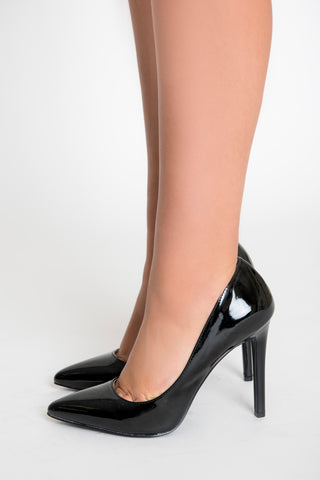 Destiny Patent Pumps - Black