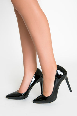 Image of Destiny Patent Pump - Black