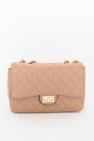 Image of Chic Quilted Shoulder Bag
