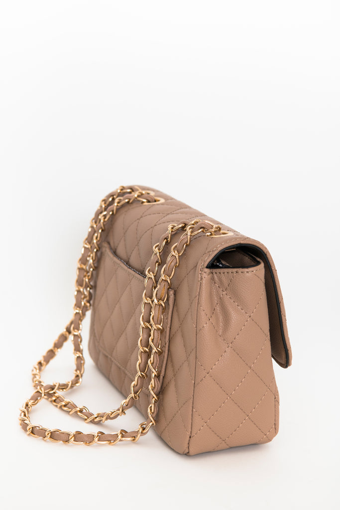 Chic Quilted Shoulder Bag