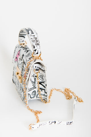 Image of Graffiti Art Handbag