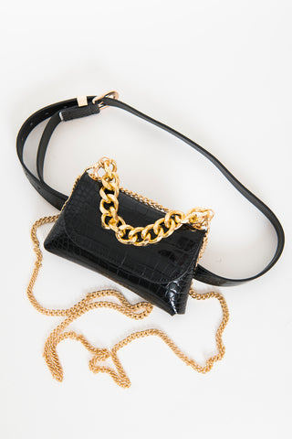 Image of Gold Chain Bag