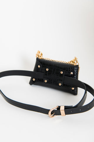 Gold Chain Bag
