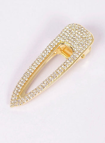 Image of Rhinestone Hairpin