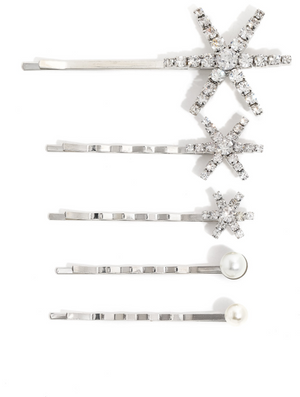 5-Piece Star Clip Set