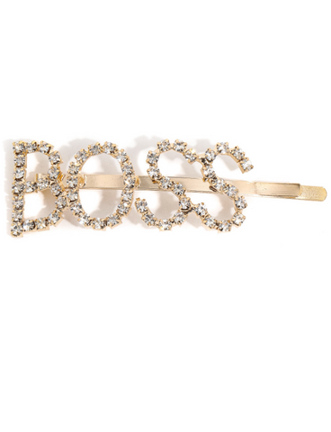 Image of Boss Hair Clip