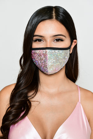 Face Mask - Iridescent
