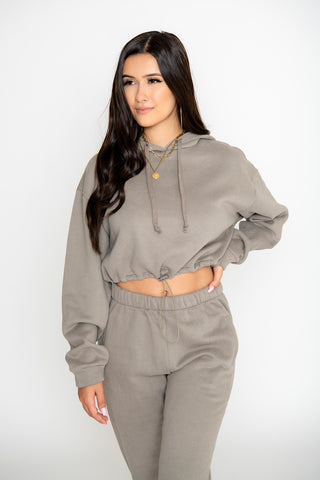 Mya 2-Piece Pant Set - Sage