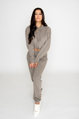Image of Mya 2-Piece Pant Set - Sage