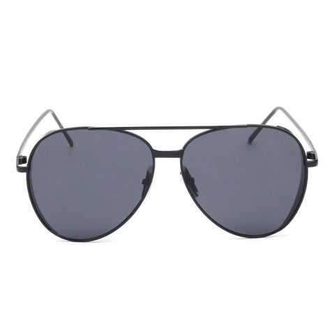Image of Oversized Aviator Sunglasses