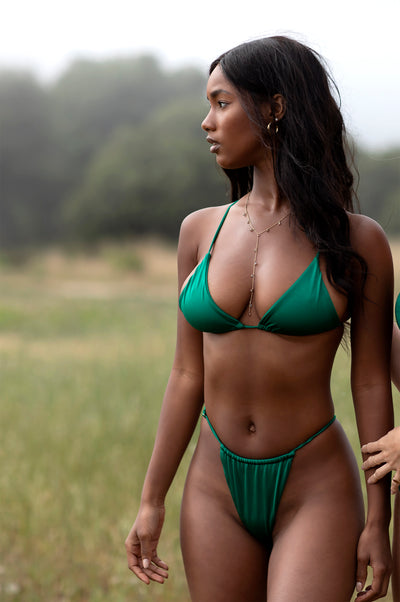 Bobbi Bottom - Green