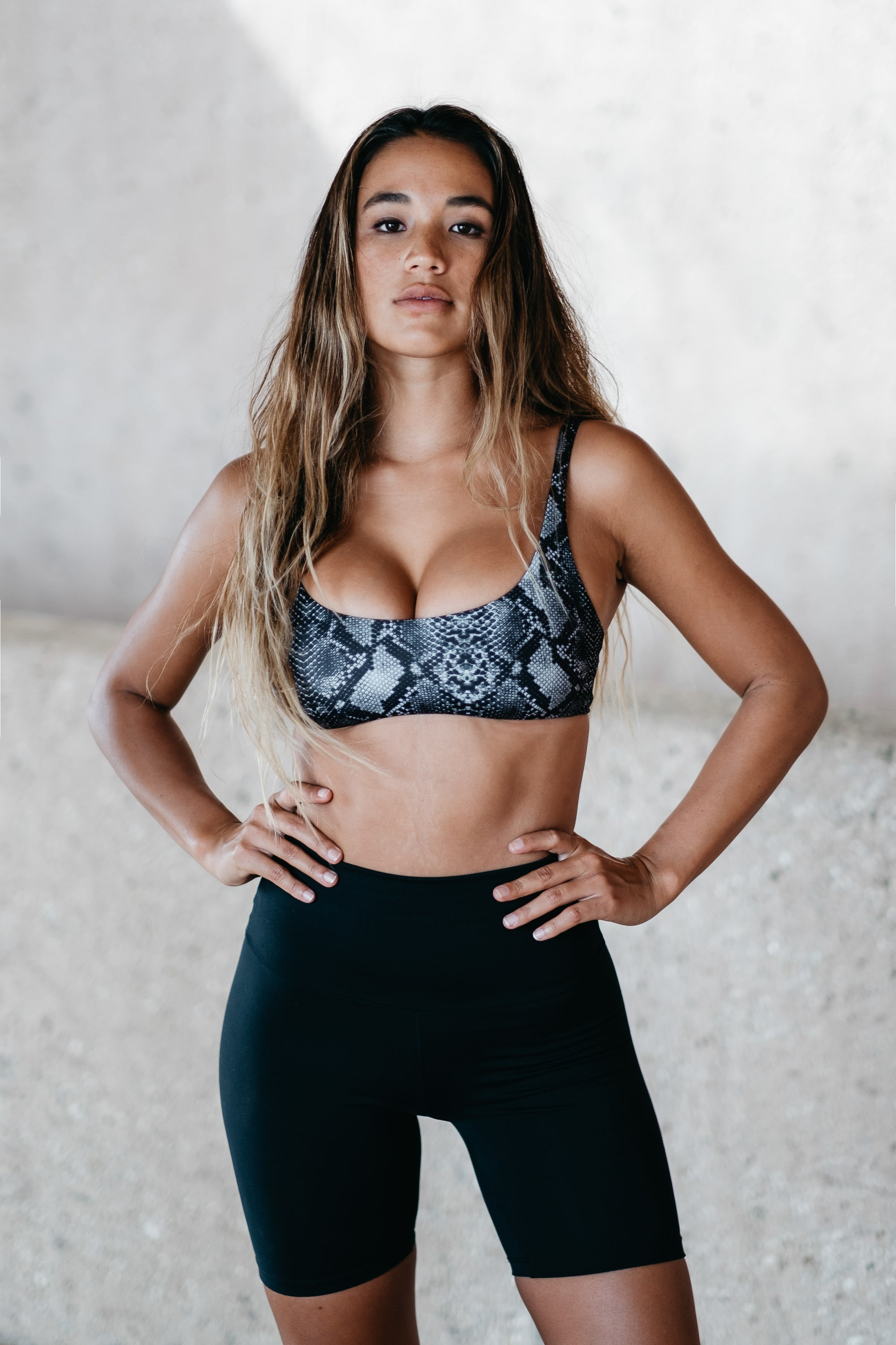Mya Sports Bra - Zion