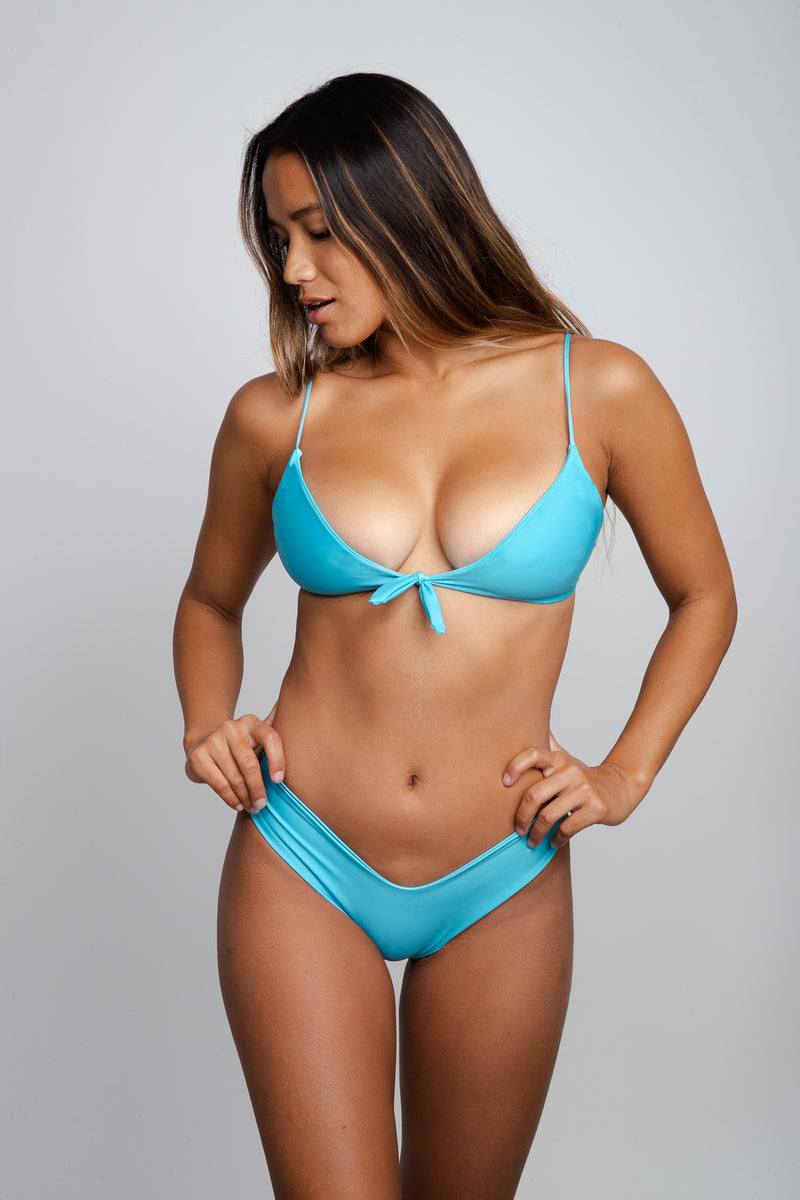 Mandi Bottom - Aqua