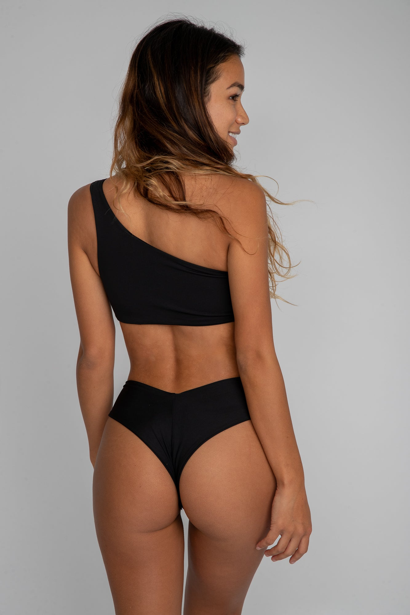 Mandi Bottom - Black