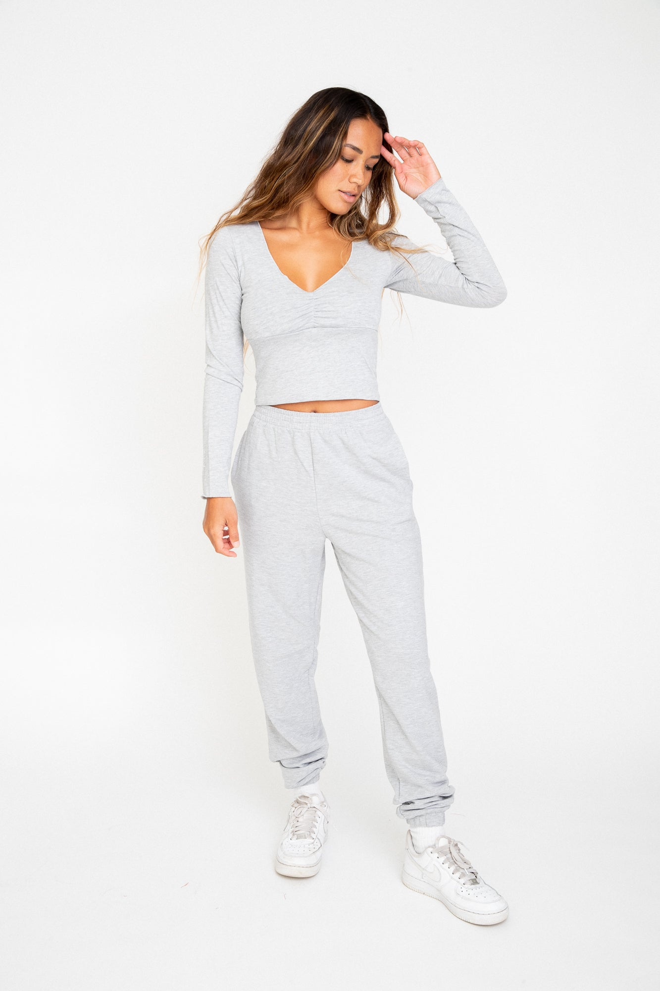 Jagger Sweatpants - Heather
