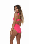 Scarlette Bottom - Hot Pink