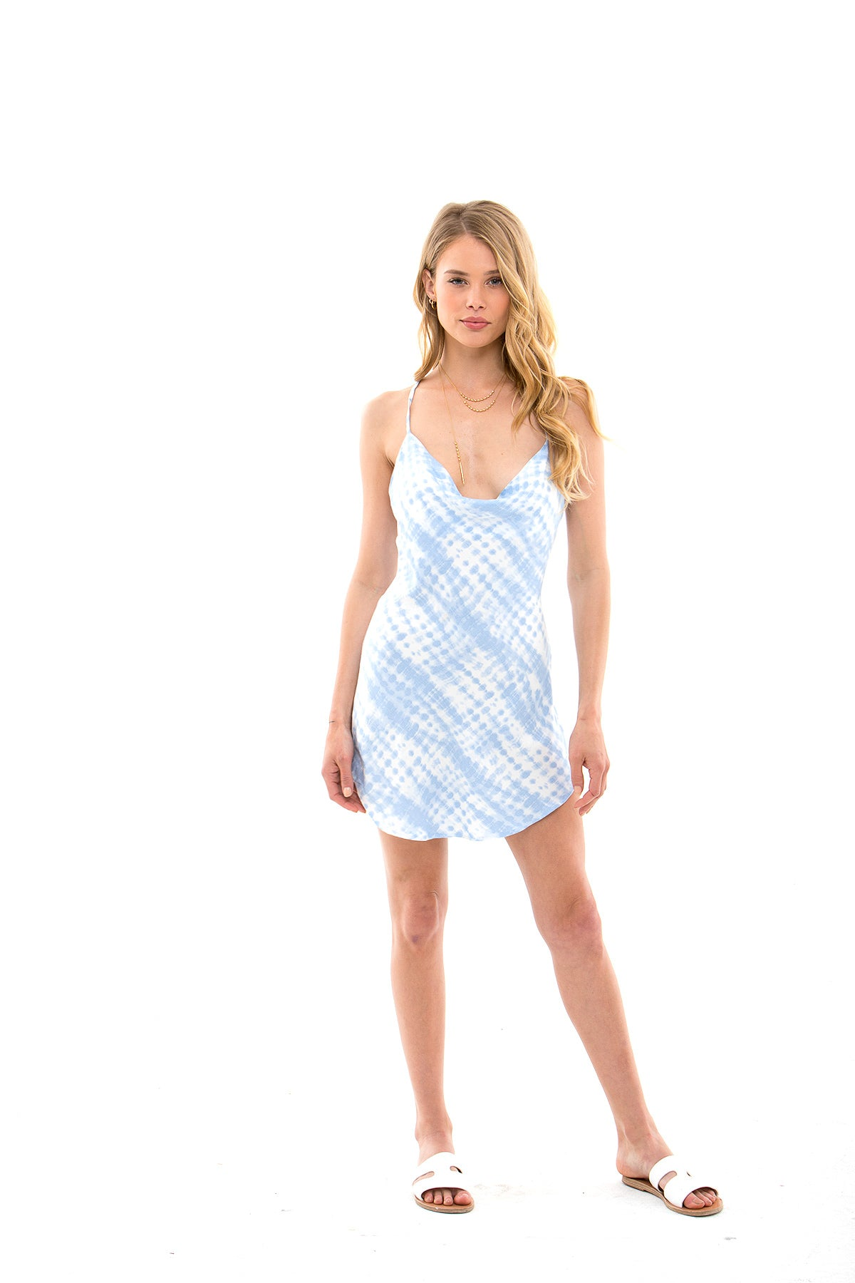 LA Lady Slip Dress - Breakwater