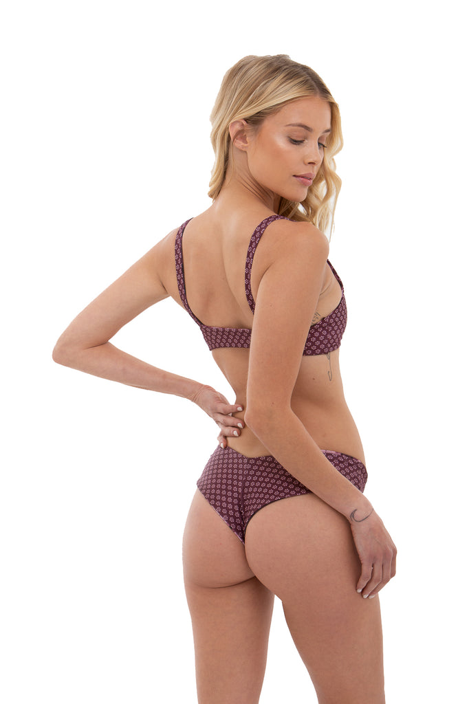 Mandi Bottom - Reversible Belvedere and Pacifica