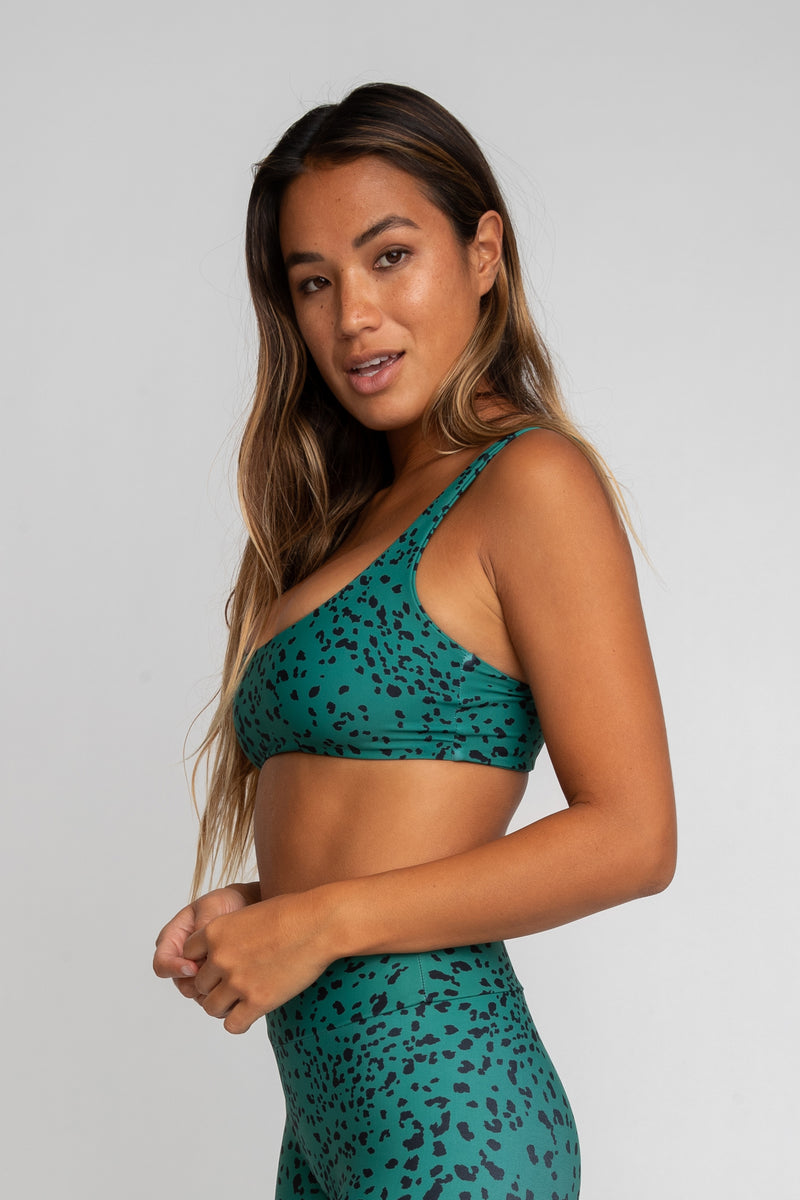 Mya Sports Bra - Seabrook