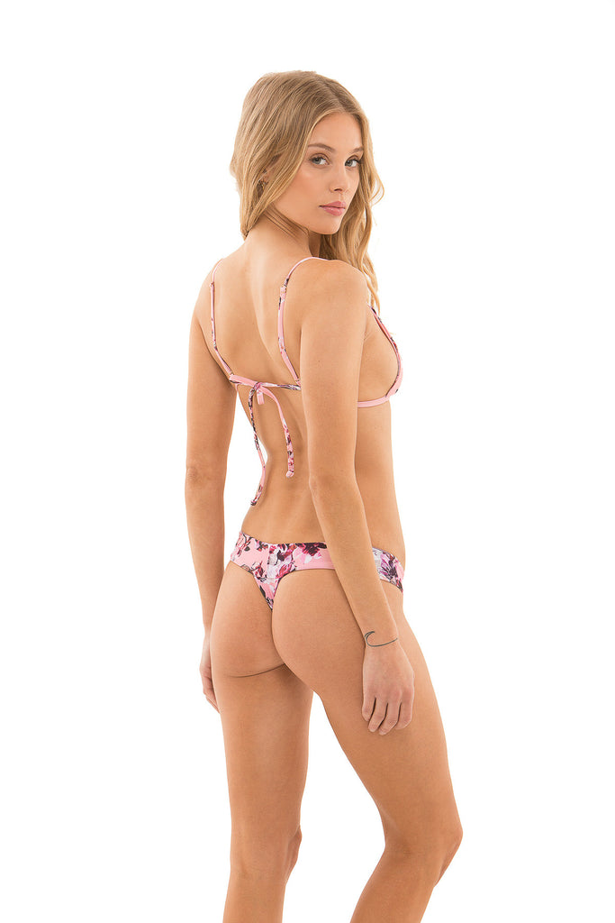 Kitty Bottom - Reversible Santa Catalina