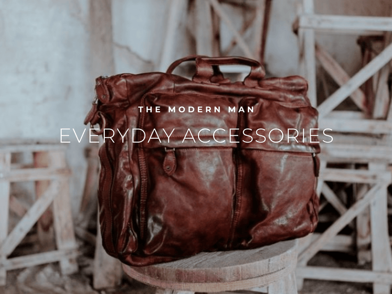 Every Day Accessories For The Modern Man